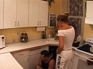 Petite Girl Fucks The Plumber