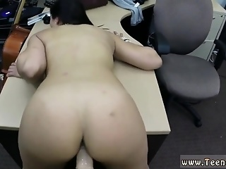 Amateur Wife With Appetizing Bottom Gets Fucked On The Table