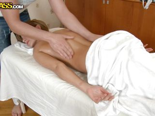 Babe Gets Inside Massage